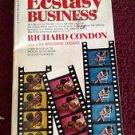THE ECSTASY BUSINESS Richard Condon Vintage 1968 Paperback