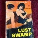LUST SWAMP Don Holliday Vintage 1963 Sex Sin & Sleeze Ember Paperback