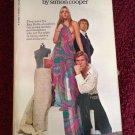 THE RAG DOLLS Simon Cooper Vintage 1970 Paperback London Models & Designers