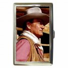 JOHN WAYNE CHISUM Cigarette Money Case ID Holder or Wallet! WOW!