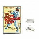 THE JACKIE ROBINSON STORY BASEBALL NEW Flip Top Lighter