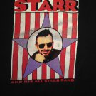 VINTAGE BEATLES RINGO STARR & HIS ALL STARR BAND 1992 ORIGINAL TOUR XL T-Shirt
