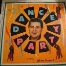 JOHNNY DESMOND Dance Party Lp Golden Tone C4045 VG+