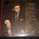 DANIEL BARENBOIM Plays Mozart Piano Concerto No. 20 & 17 Lp Angel S-36430 Shrink