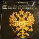 ORMANDY Tchaikovsky Symphony No. 7 In E Flat Major Lp VG+ Stereo Columbia 2-Eye