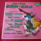Cole Porters CAN-CAN LP Milton Rosenstock