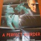 A PERFECT MURDER Michael Douglas Gwyneth Paltrow Poste