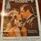 SLOW DANCING IN THE BIG CITY Paul Sorvino Anne Ditchburn Original Movie Poster