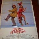 CHU CHU AND THE PHILLY FLASH Carol Burnett Orig Poster
