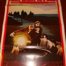 THE BOAT IS FULL Tina Engel Hans Diehl Orig Poster NICE