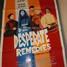 DESPERATE REMEDIES Jennifer Ward-Lealand Kevin Smith Original Movie Poster WOW!