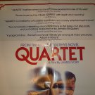 QUARTET Alan Bates Original Movie Poster!