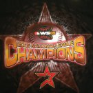 VINTAGE 2005 HOUSTON ASTROS National League Champions NEW W TAG T-Shirt Youth XL