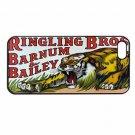 RINGLING BROS BARNUM & BAILEY CIRCUS TIGER Iphone Case 4/4s 5/5s 5c 6 6 Plus