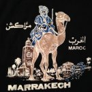 MARRAKECH MOROCCO XXL T-Shirt Man on Camel Casablanca