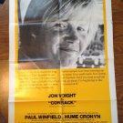CONRACK Jon Voight Paul Winfield Madge Sinclair Original Movie Poster