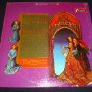 COURAUD GROSSMANN Vivaldi Gloria Mozart Exsultate Jubilate Shrink TV 34029S VG++