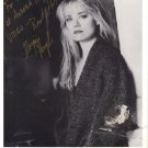 MARJORIE MONAGHAN NEMESIS Hand Signed In Person Autographed 8x10