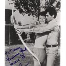 FRANCINE YORK ELVIS Tickle Me Hand Signed In Person Autographed 8x10