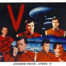 ANDREW PRINE V: The Mini Series Hand Signed In Person Autographed 8x10