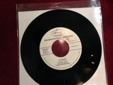 CLYDE OTIS & HIS ORCHESTRA Lissabon / You Came A Long Way From St. Louis 45 HEAR