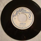 JIMMY CLANTON I Trusted you / Go, Jimmy, Go 45rpm VG+ HEAR