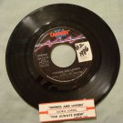 GLORIA LORING CARL ANDERSON FRIENDS AND LOVERS / YOU ALWAYS KNEW 45 rpm Record