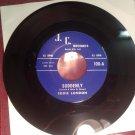 EDDIE LONDON Suddenly / Your Love 45 rpm VG++ JC 100 HEAR IT!