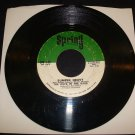 THE BOYS IN THE BAND Sumpin Heavy / The Boys In The Band 45rpm Spring 103 Hear!