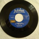 THE FOUR TUNES Sugar Lump / I Understand How You Feel 45rpm HEAR IT Jubilee 5132