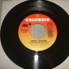 KENNY LOGGINS I'M FREE (Heaven Helps The Man) / WELCOME TO HEARTLIGHT 45 rpm