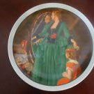 NORMAN ROCKWELL Mother's Day 1984 Grandma's Courting Dress Knowles Plate