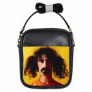 FRANK ZAPPA PIGTAILS Leather Sling Bag Small Purse