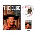 JOHN WAYNE THE DUKE IS AMERICA Playing Cards WOW!!