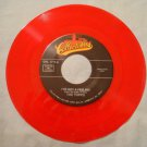THE TOPPS I'VE GOT A FEELING / WON'T YOU COME HOME BABY New Red Vinyl 45 rpm