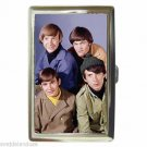 THE MONKEES MICKY PETER DAVY MIKE Cigarette Money Case ID Holder or Wallet!