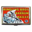 RINGLING BROTHERS BARNUM & BAILEY CIRCUS Cigarette Money Case ID Holder / Wallet