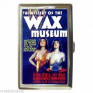 THE MYSTERY OF THE WAX MUSEUM LIONEL ATWILL FAY WRAY Cigarette Money Case ID