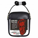 VINCENT PRICE MASQUE OF THE RED DEATH Leather Sling Bag Small Purse