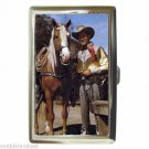 ROY ROGERS AND TRIGGER Cigarette Money Case ID Holder or Wallet! WOW!