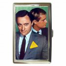 THE MAN FROM U.N.C.L.E. UNCLE ROBERT VAUGHN Cigarette Money Case ID Holder
