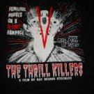 Thrill Killers S Shirt Ray Dennis Steckler Liz Renay!