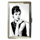 AUDREY HEPBURN BREAKFAST AT TIFFANY'S Cigarette Money Case ID Holder or Wallet!