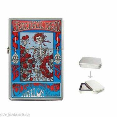 GRATEFUL DEAD LIVE IN CONCERT Flip Top Lighter