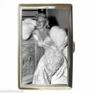 MARILYN MONROE BEAUTY PERSONIFIED Cigarette Money Case ID Holder or Wallet! WOW!