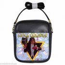 ALICE COOPER WELCOME TO MY NIGHTMARE Leather Sling Bag Small Purse