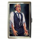 SCANNERS CULT HORROR Cigarette Money Case ID Holder or Wallet! WOW!