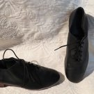 "American Dance Supply Black Tap Shoes 9.25"" Long by 3.18"" Wide Size Unknown"
