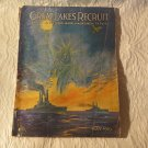 WW11 Great Lakes Recruit Naval Magazine May 1919 Issue Chicago Cubs On Back