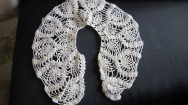 011 Super Cute Baby Or Doll Vintage Lace Handmade Collar